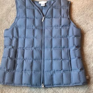 Lightweight down vest from Pendleton!
